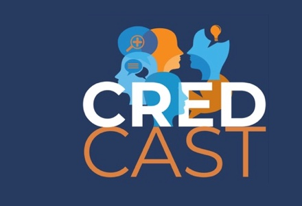 CredCast podcast logo