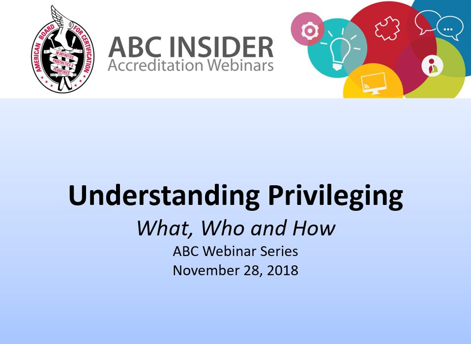 Privileging2018webinar_icon